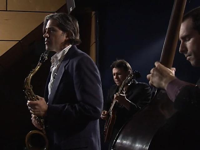 Tenor Saxophonist Chris Bacas