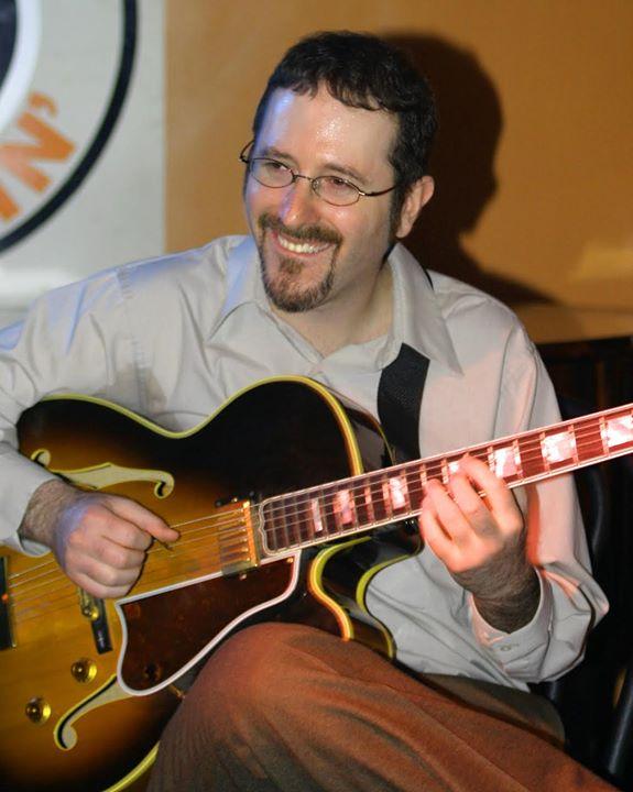 Guitarist Matt Chertkoff