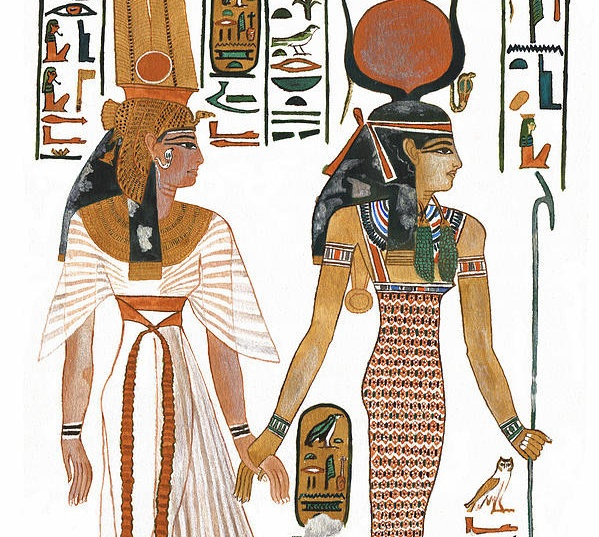 Isis and Nefertiti