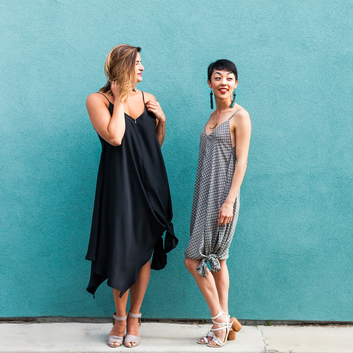Style it up. - How you dress affects how you feel + we want to help you turn some heads with your styling skills. Not sure where to start? Click here to borrow a few tricks!