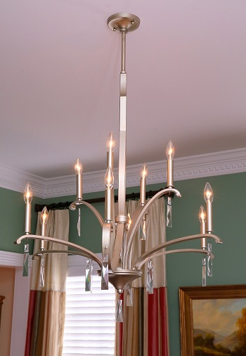 Dining Room Chandelier, Capital Lighting