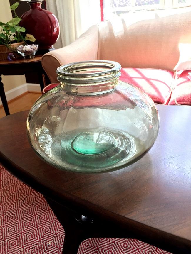 interior design ideas, accessories, glass vase