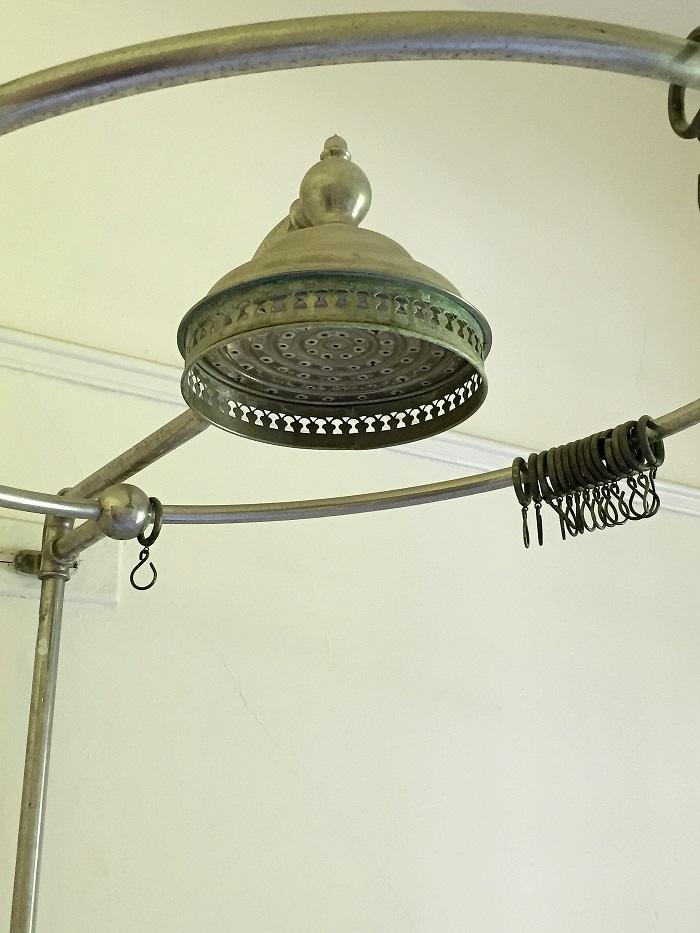 original shower fixture