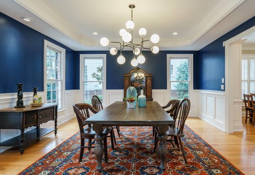 My Very Favorite Blue And White Paint Colors Decocco Design