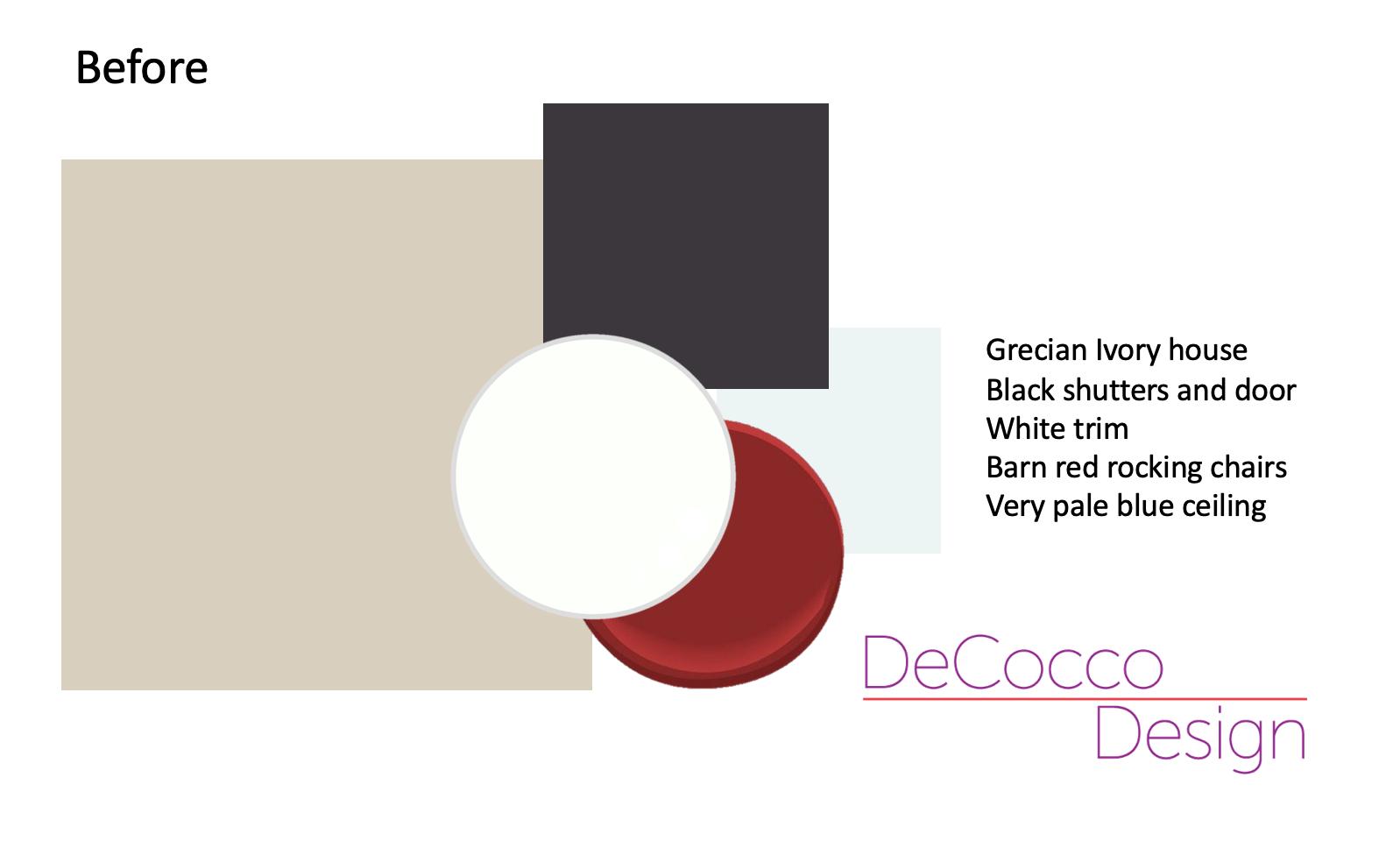 paint color palette, exterior paint colors, #paintcolors