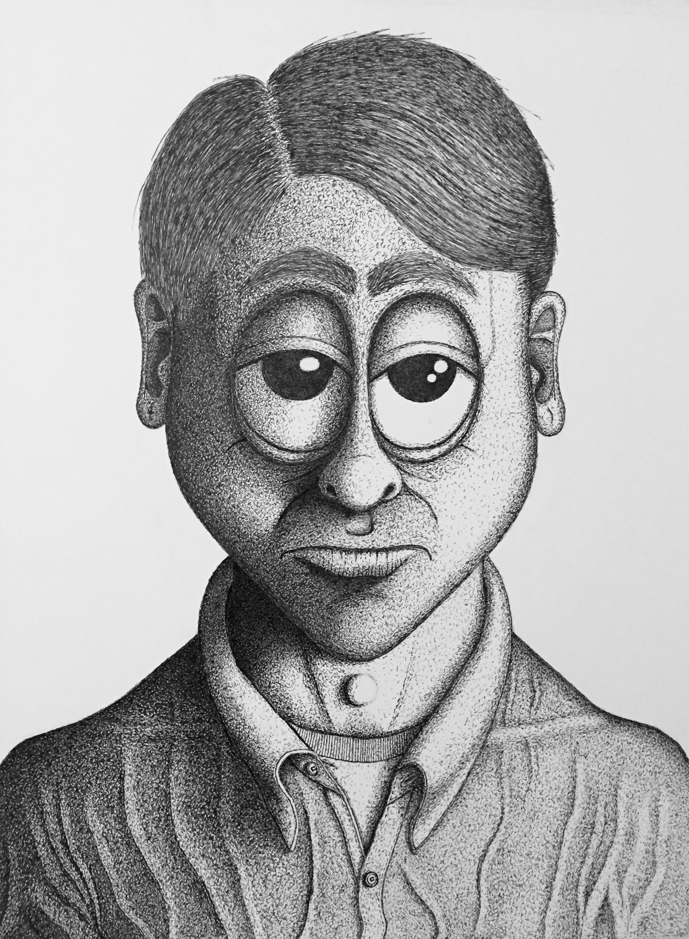 Portrait (Big Eyes)