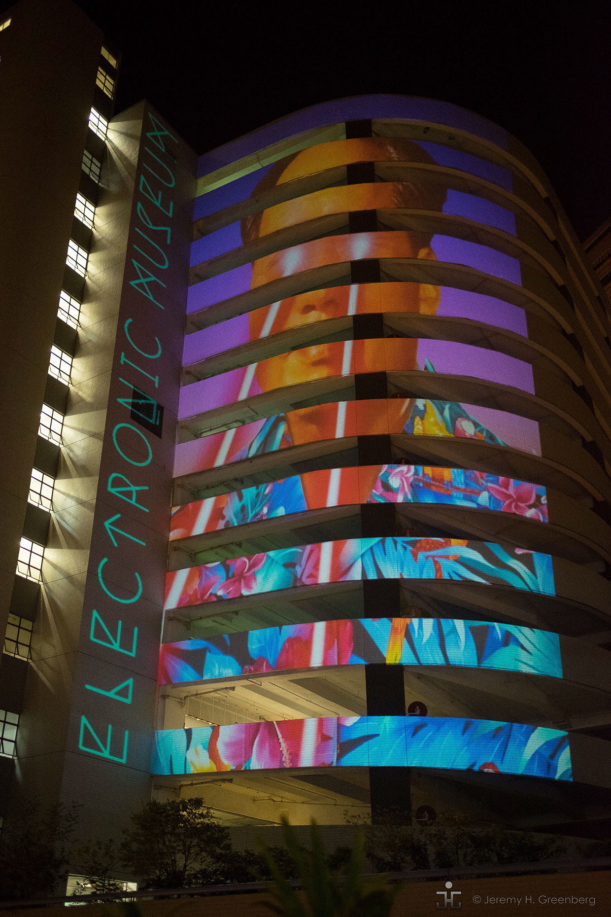 """Electronic Museum Light Installation. The Special """"Mao"""" Series Design by Stratos Efstanthiou"""