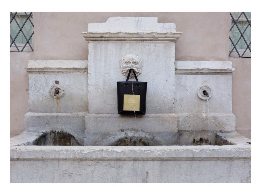 The Brass Patch in Brescia, Italy