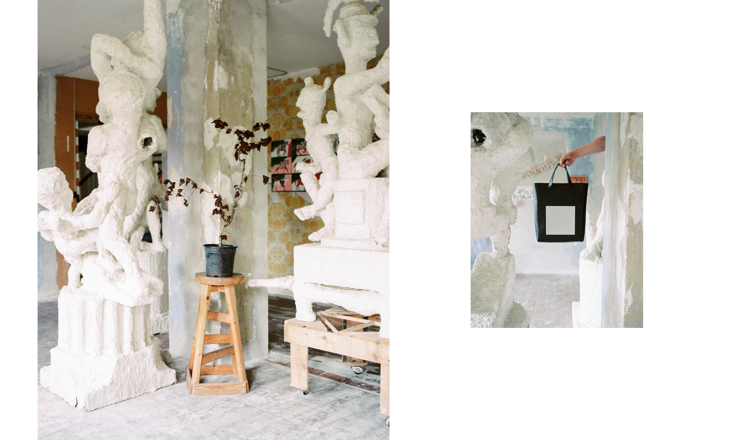 Richard Winther's House and the TOTE 01. Photography by: Thomas Olafsson & Baixiang Chen