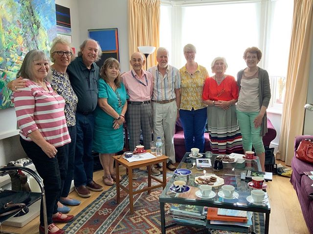 . A Life with Poetry' (3) . As when welcomed to Broadstairs Poetry Group, I'd love to read to You! . Westgate-on Sea Litfest, at 4.0. pm on Sunday 15 Sept 2019 in Westgate Town Council Offices, opposite the Carlton cinema. For more information and tickets please go to www.westgatelitfest.co.uk  or phone Gina on 07828199547 . . . . #haiku by me, 📷 by @jeannieclarkeartist #poet #poem #poetry #poetsofinstagram #photography #broadstairs