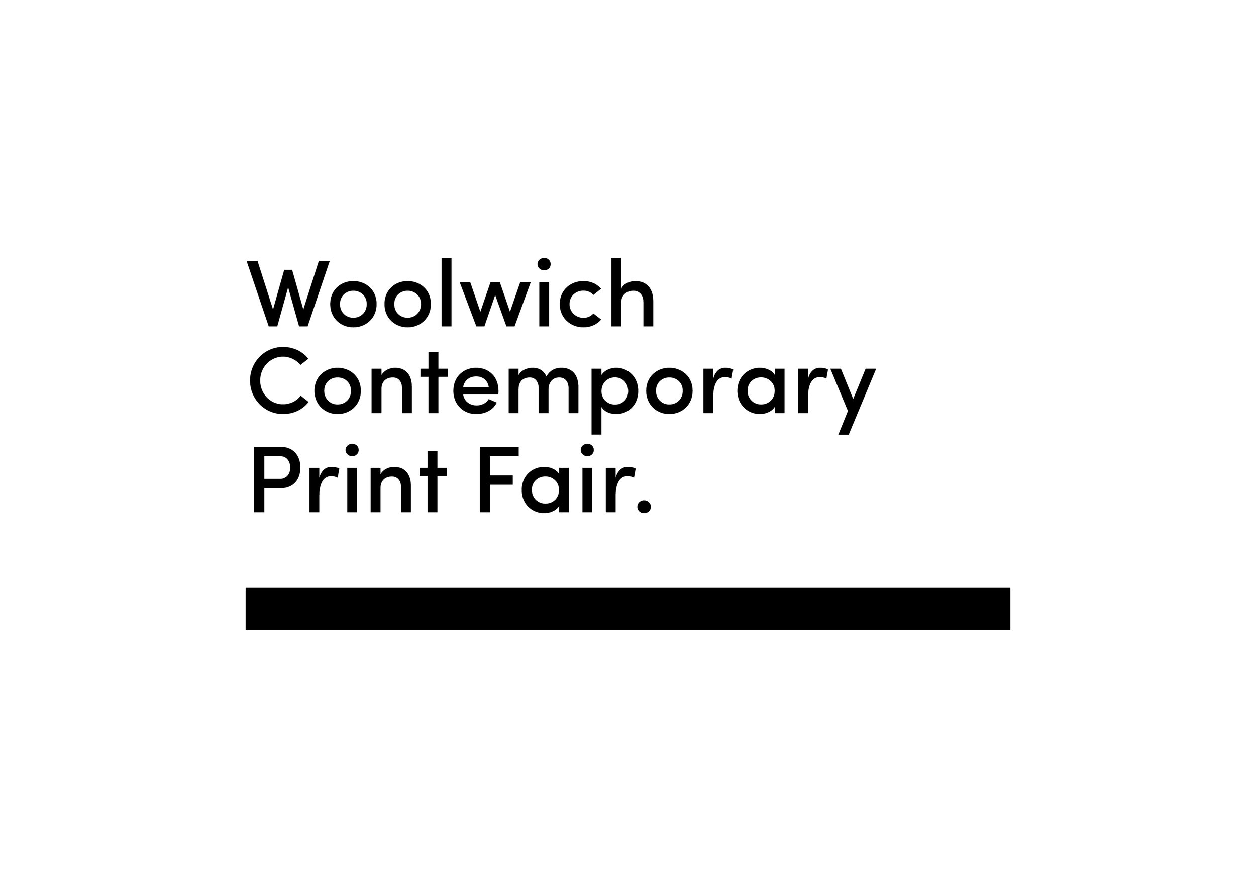 Woolwich Contemporary Print Fair Prize