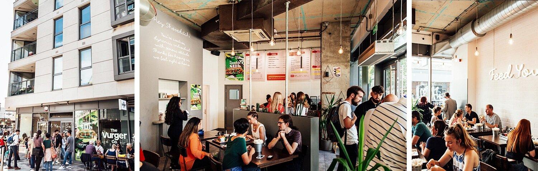 Find Us The Vurger Co Vegan Burger Restaurant