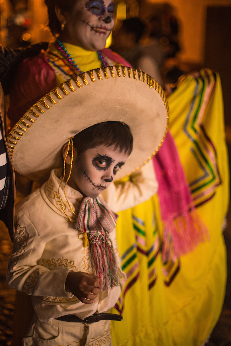 From the parade at San Miguel de Allende. Photo courtesy of   thesimplesol.com