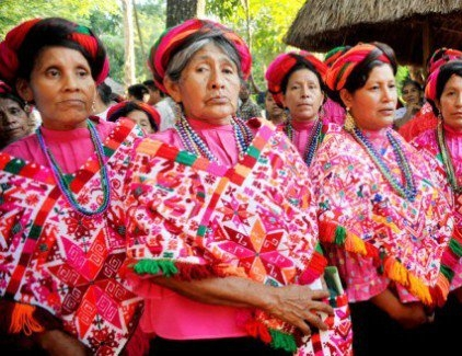 Huasteca indigenous community. Photo: Cultura Colectiva