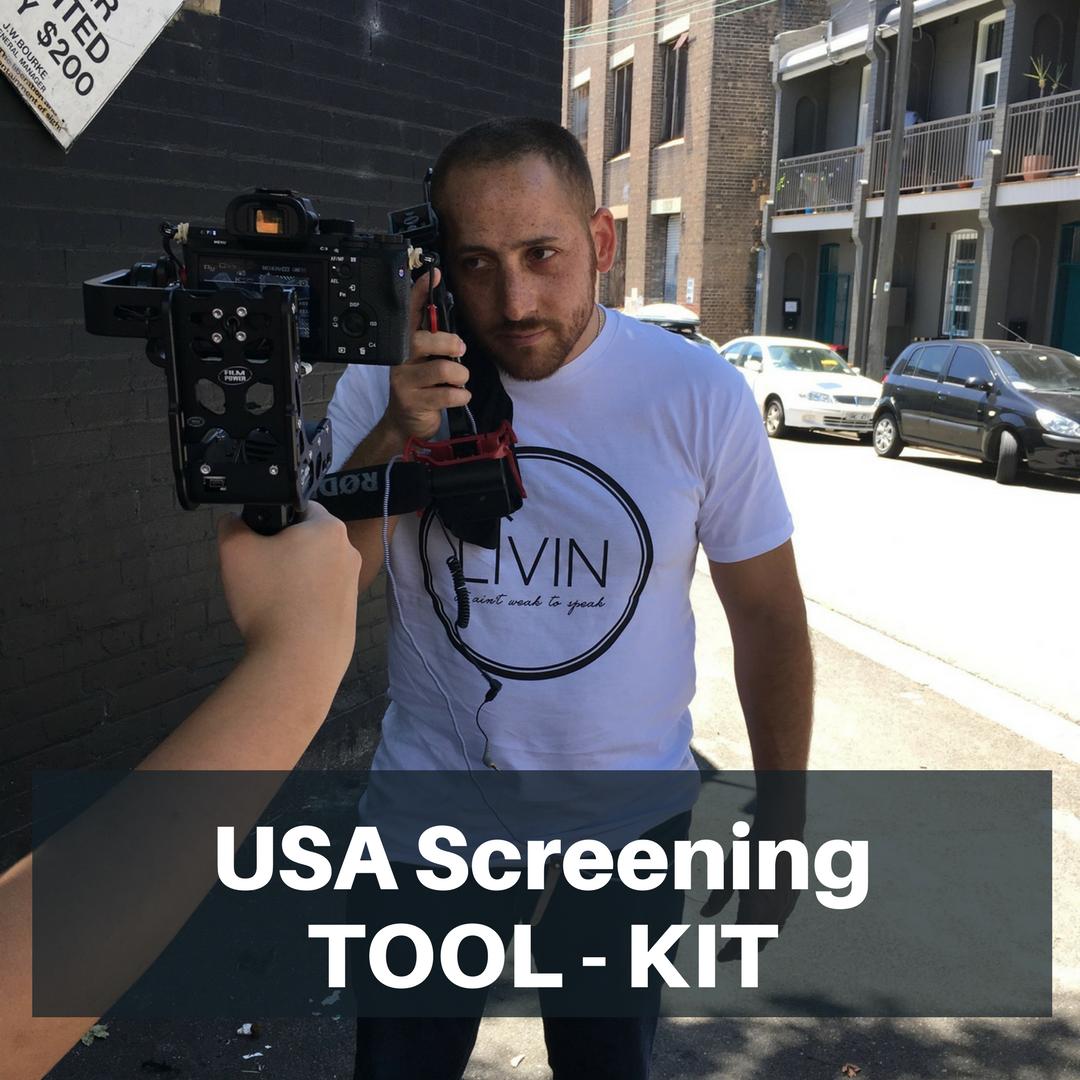 USA Screening 'How To
