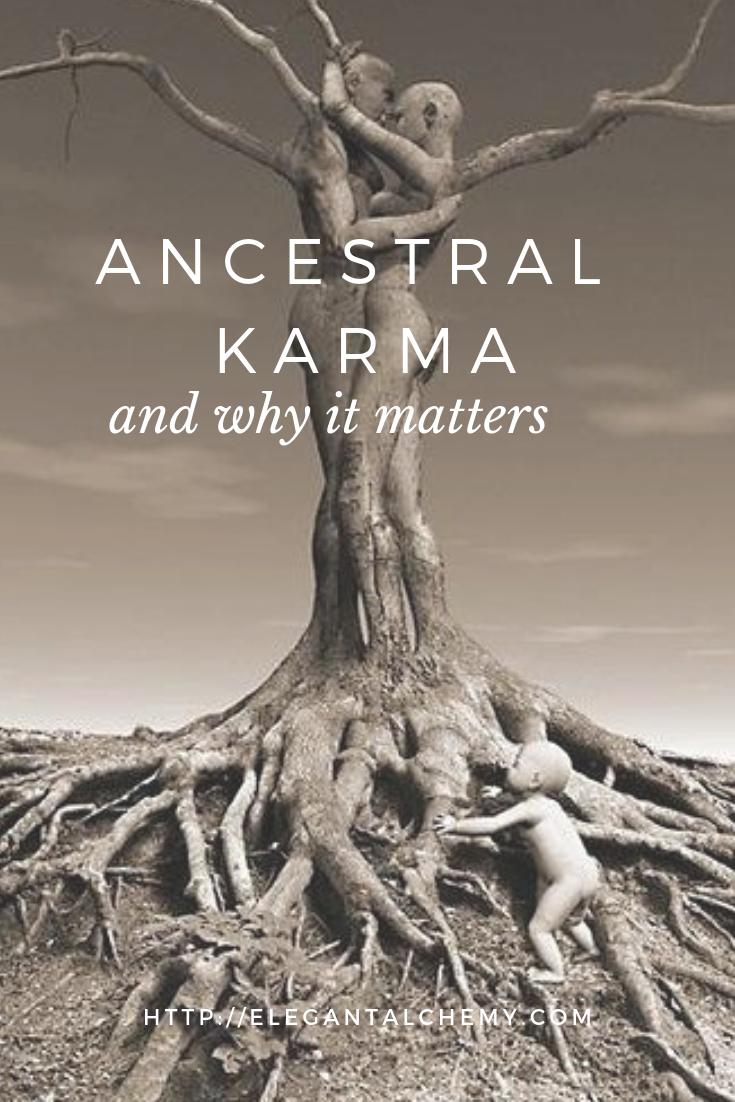 ancestral karma