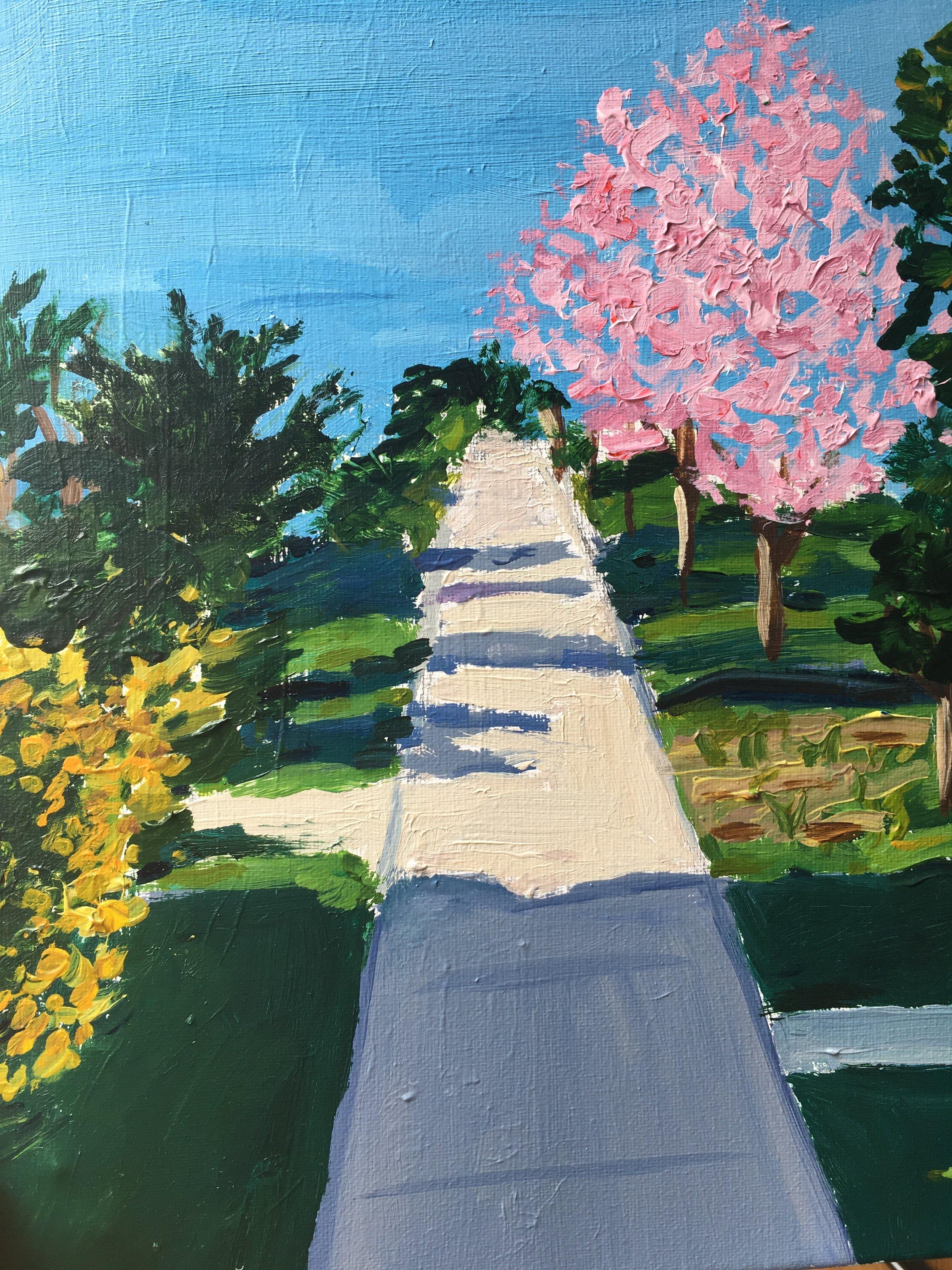 Argyle Road
