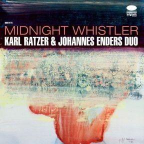 Midnight Whistler     Bestellen    Karl Ratzer & Johannes Enders Duo, 2017 LP Karl Ratzer g + v / Johannes Enders ten. sax.