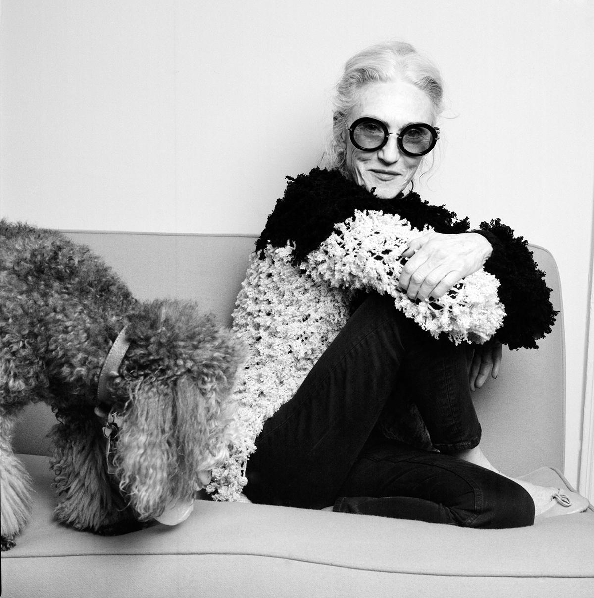 Linda Rodin NYC 2014  Vogue Paris, May 2015  Vogue Italia, October 2017