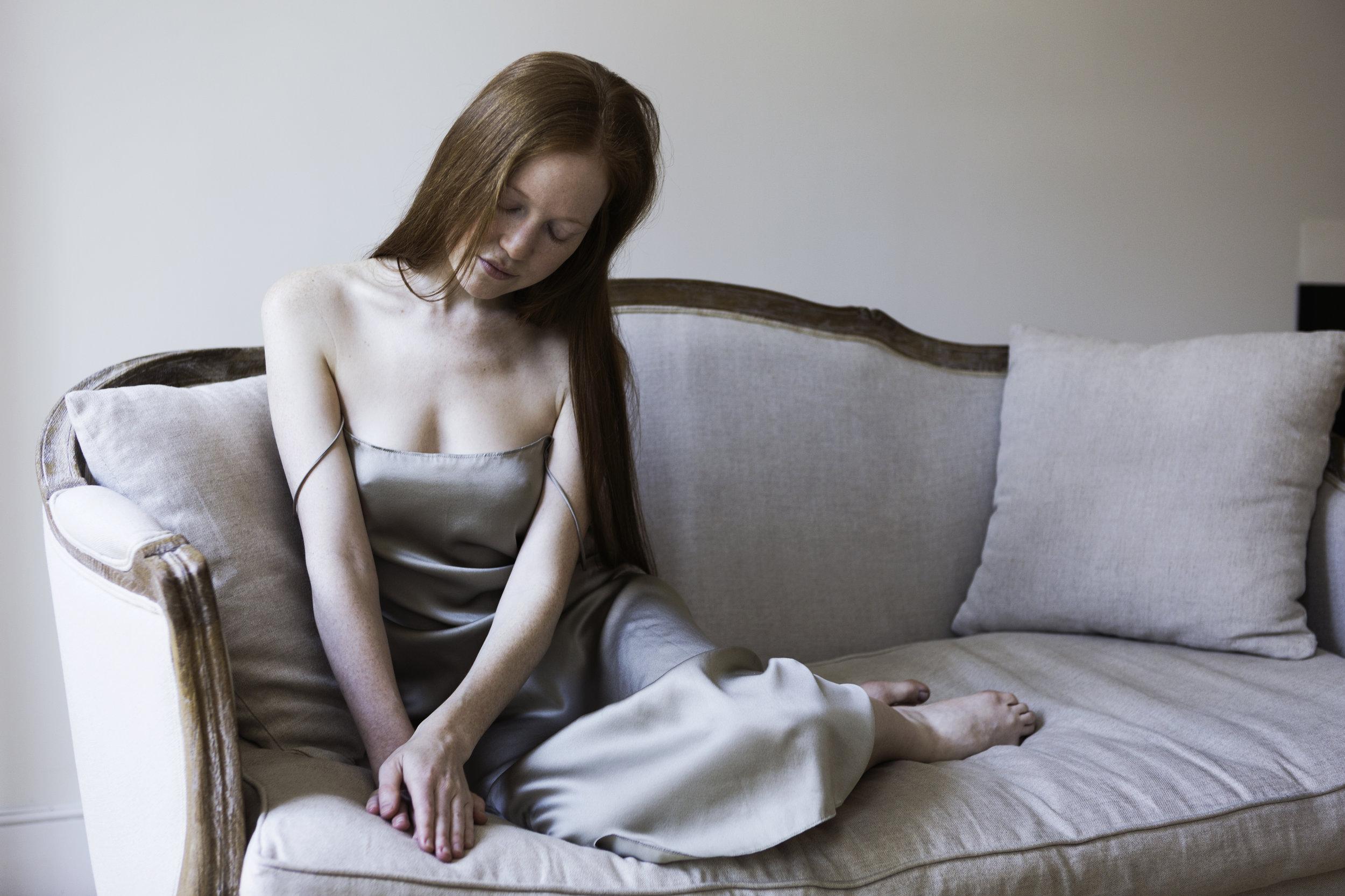 Lauren Isabeau, Poet, NYC 2018