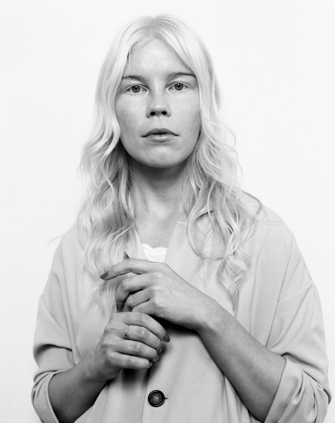 Simone Ejstrupp, writer Denmark, shot in NYC 2015