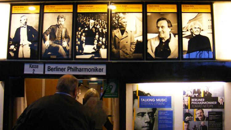 06 Philharmonic Hall Simon Rattle.JPG