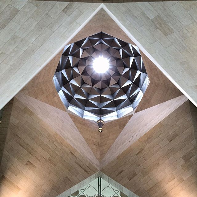 The Dome.  ___ #impei #masterpei #museums #archi_students #archdesigndaily #archdaily_qatar #archdaily_doha #mimari #masterpiece #architecture_best #architeture #1_unlimited #wow_planet #buildingswow #srs_buildings #architectanddesign #alperego #alperego_blog #alperego_arch #qatar_photo #dohainstagram #islamicart #islamicmuseum #dohaarchitecture #qatararchitecture #gezginler #kubbe #dome