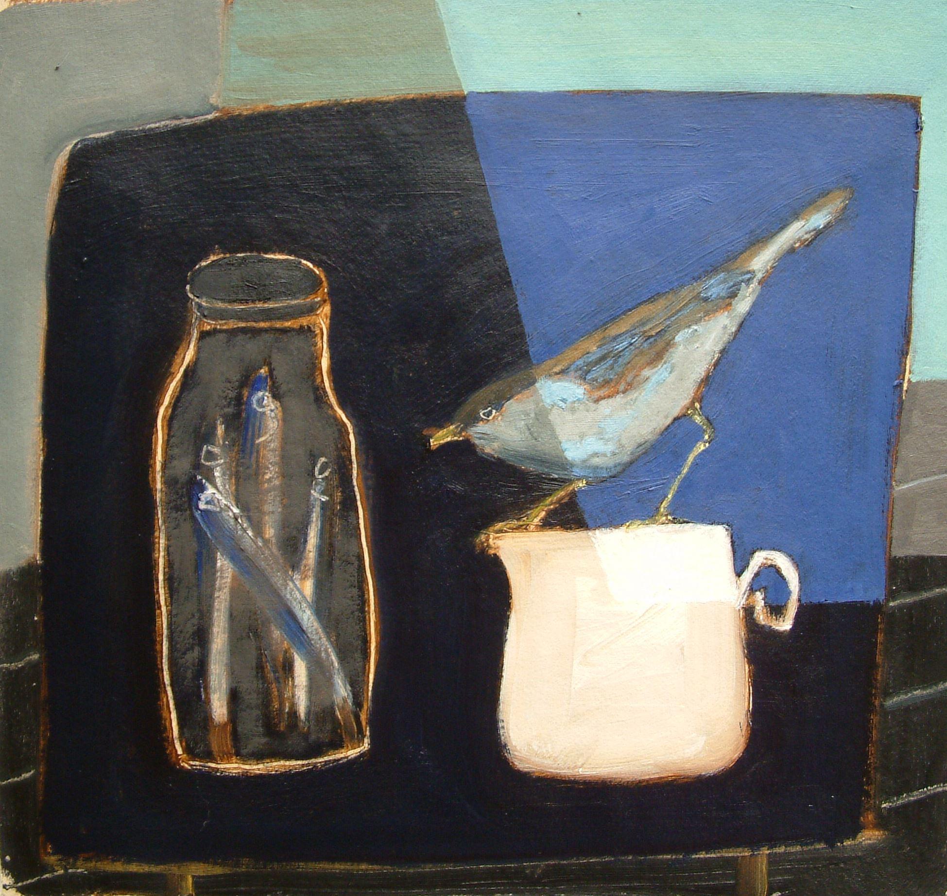 Blue Bird Light Oil