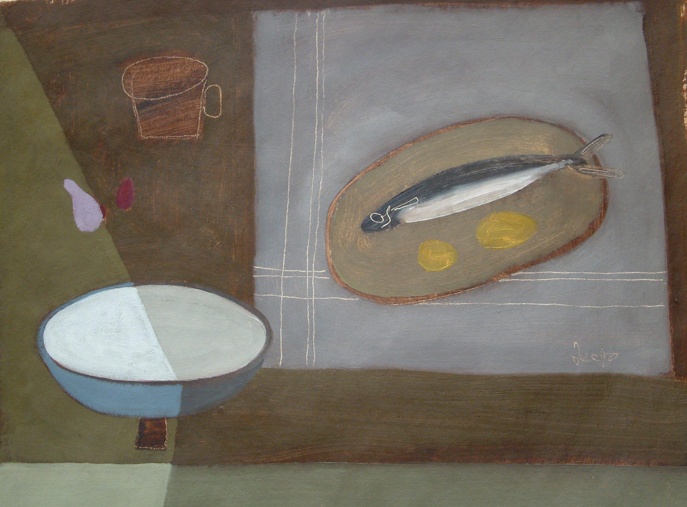 Shadow Fish Dish Oil