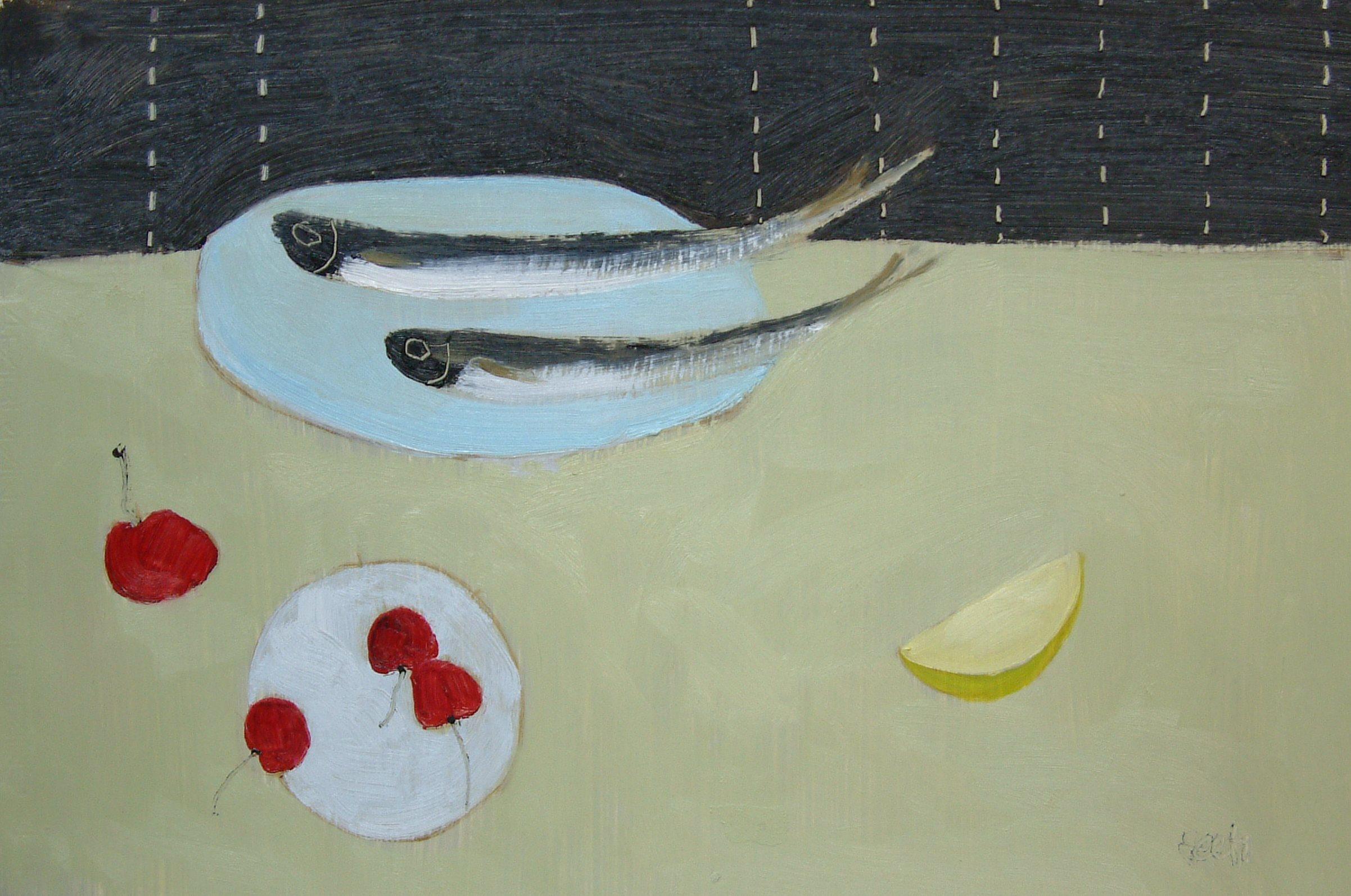 Cherry Fish Oil