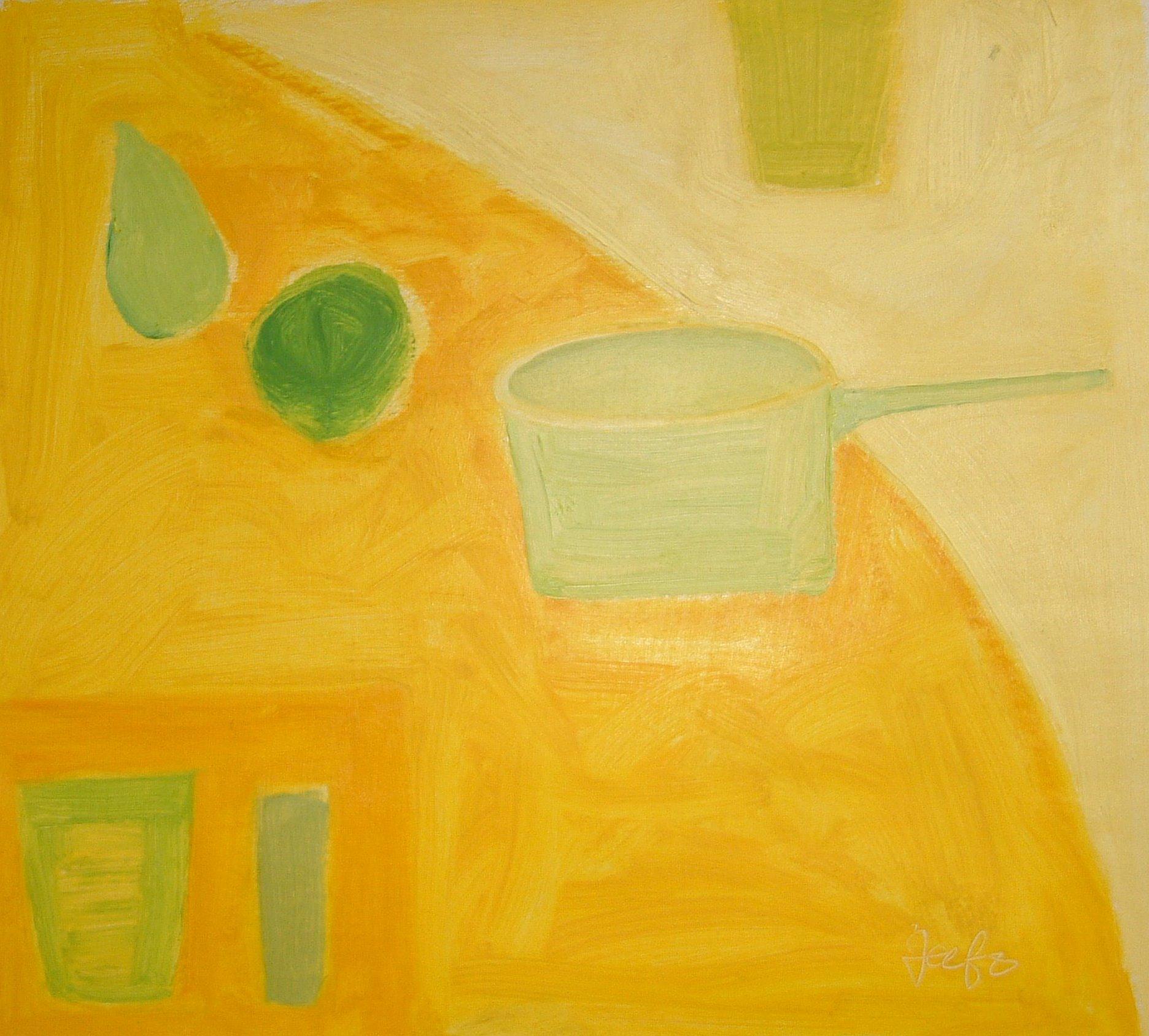 Lemon and Lime Oil