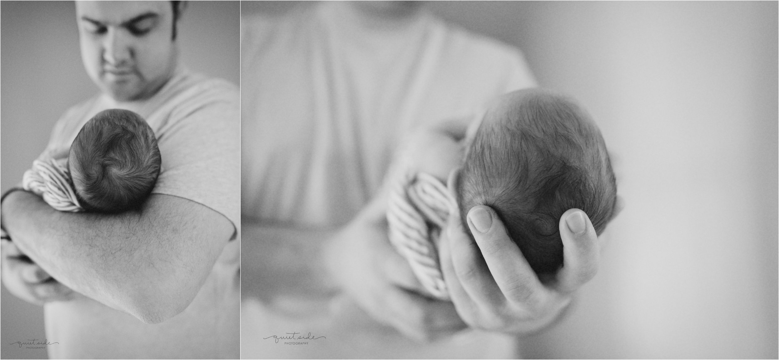 quietsidephotography-newbornphotographer-Purcellville, VA- Gittingsnewbornsession-fatherandson.jpg