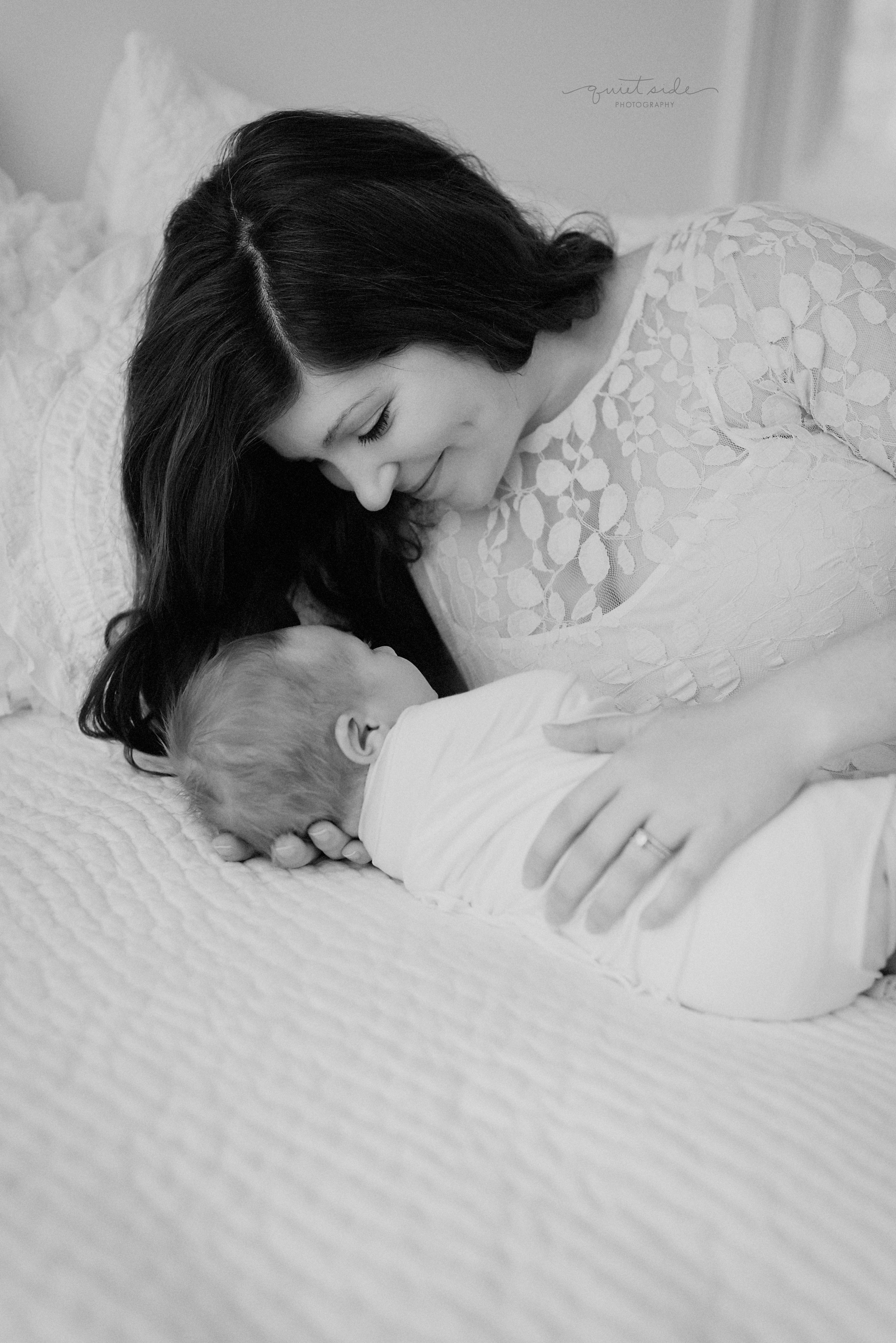 QuietSidePhotography-Reston,VA-LoudounCounty-Baby-Photographer-Washington,DC-NorthernVA-Motherhood-First-Time-Parents-Newborn-BlackandWhite-Timeless-In-Home-Newborn-BabyEmmett.jpg