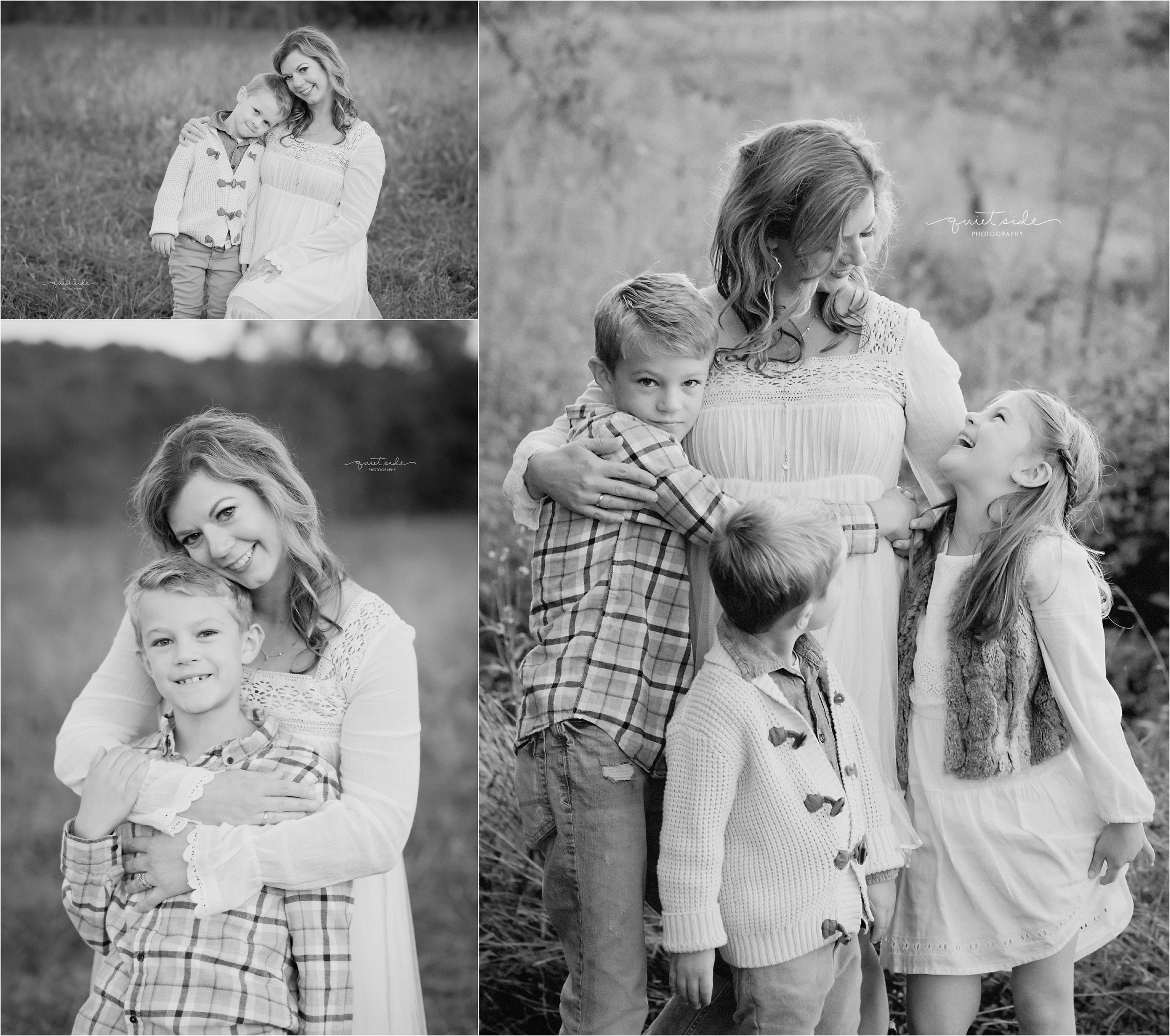 QuietSidePhotography-Purcellville, VA- Family-Photographer-Motherhood-Familyof5-SilverbrookFarm-GoldenHour-Sunset-Family-Loudoun County-Virginia.jpg