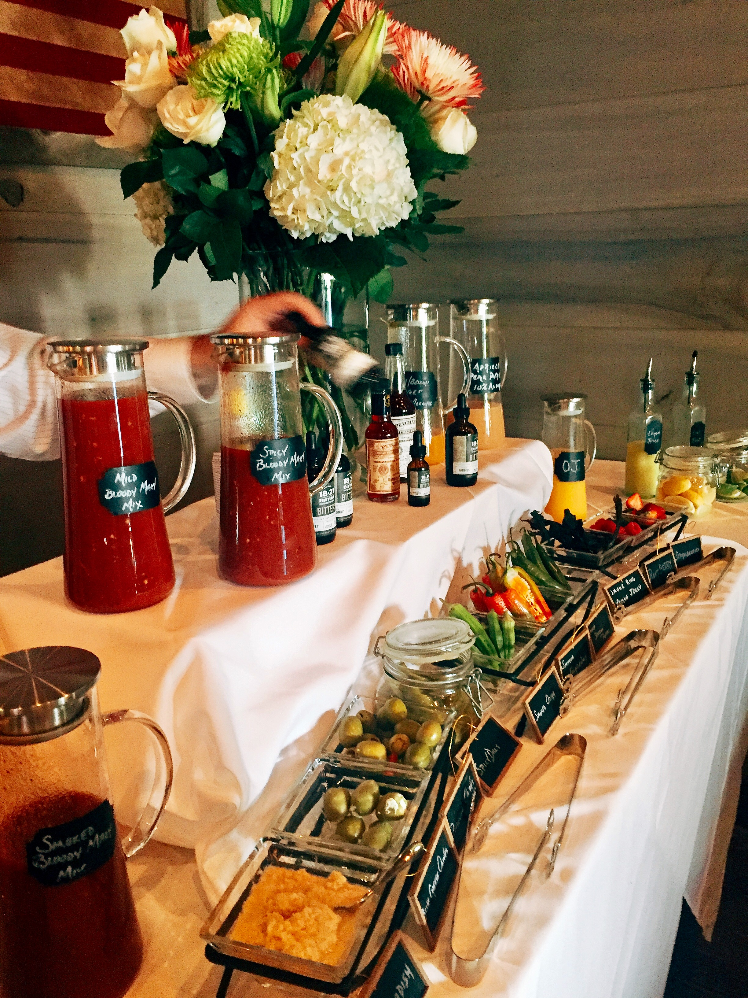"The ""Libation Station"""