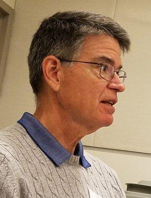 Ed Martin - Secretary and Newsletter Editor
