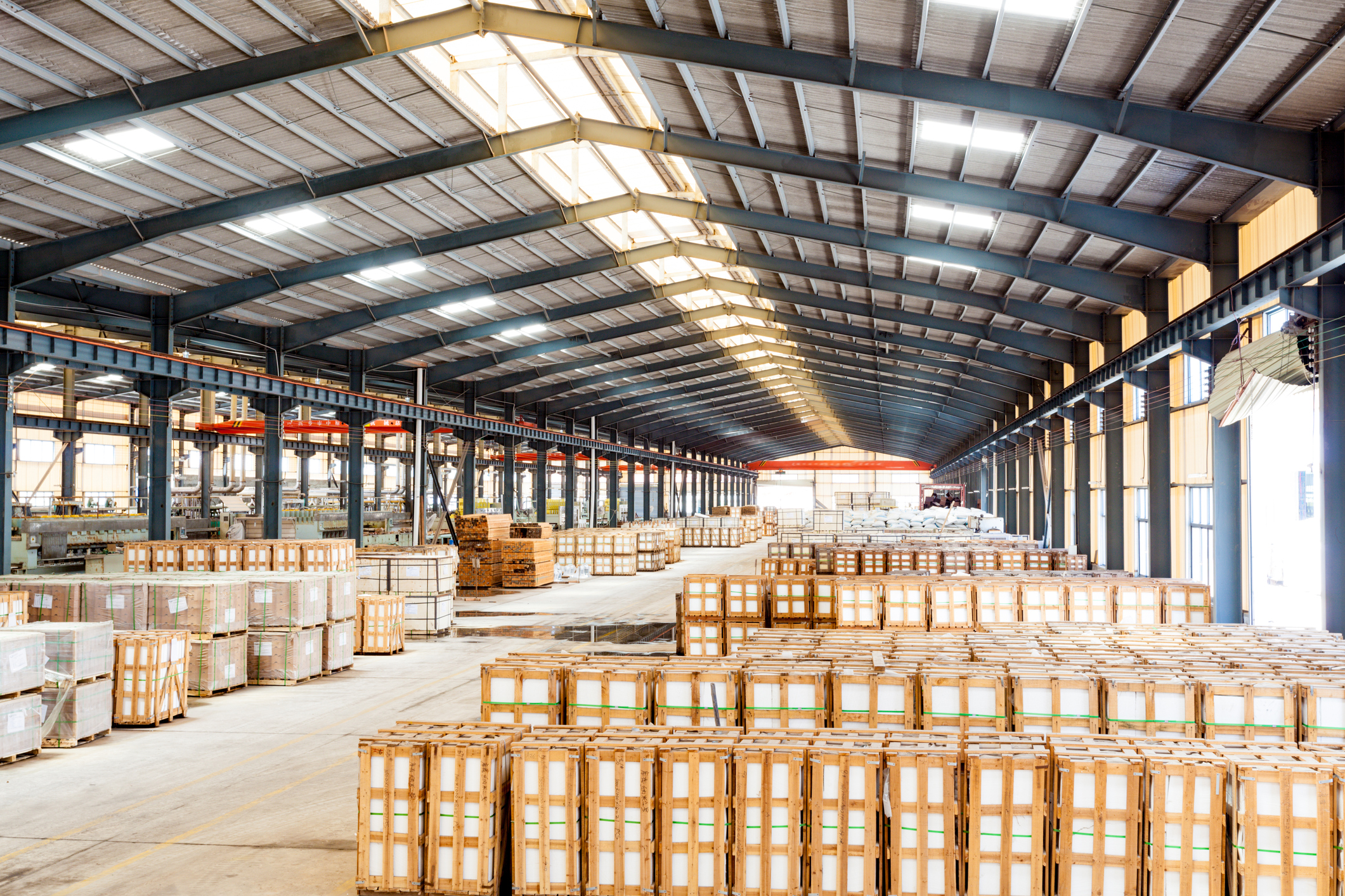 Automated Warehouse Management System WMS