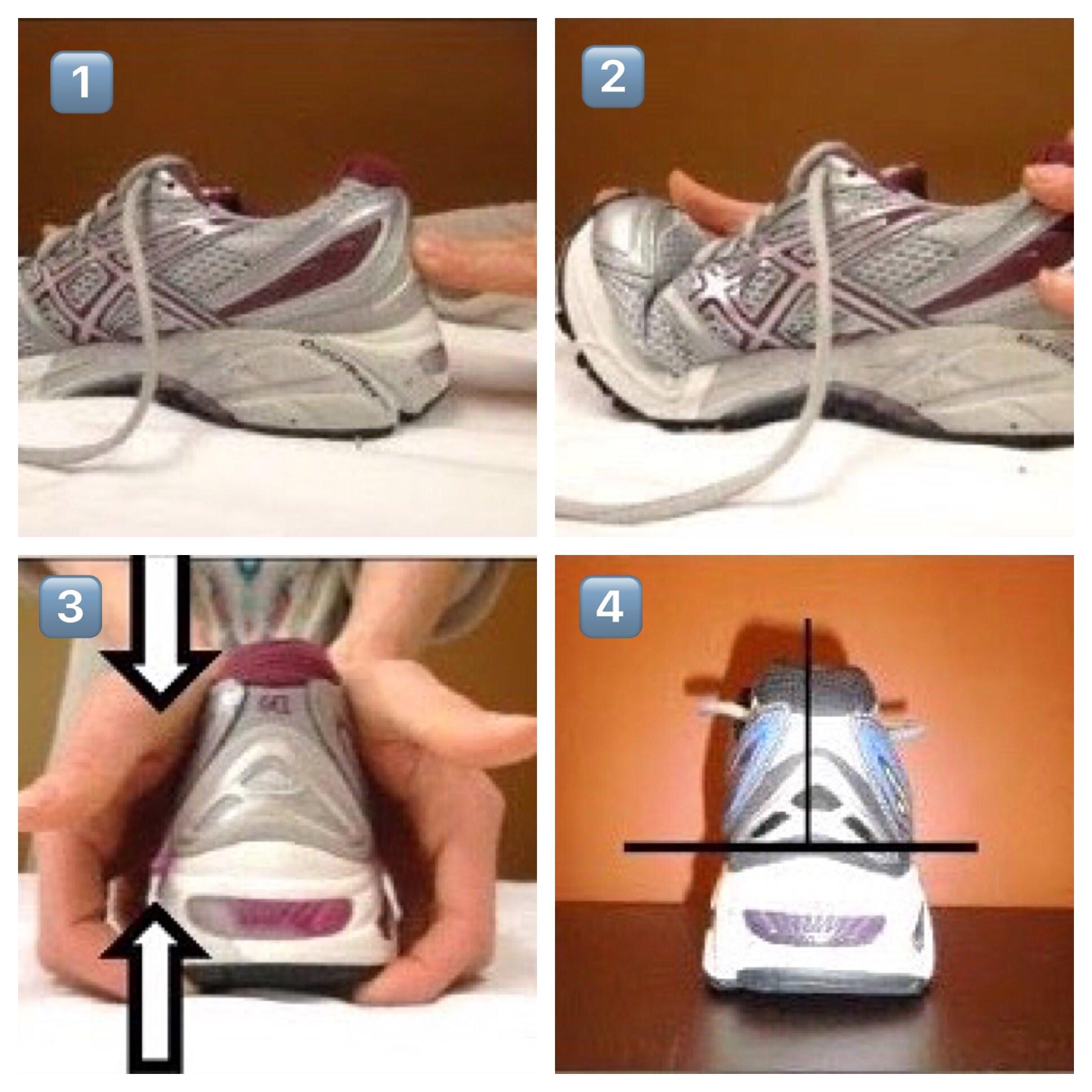 Good Shoe Example
