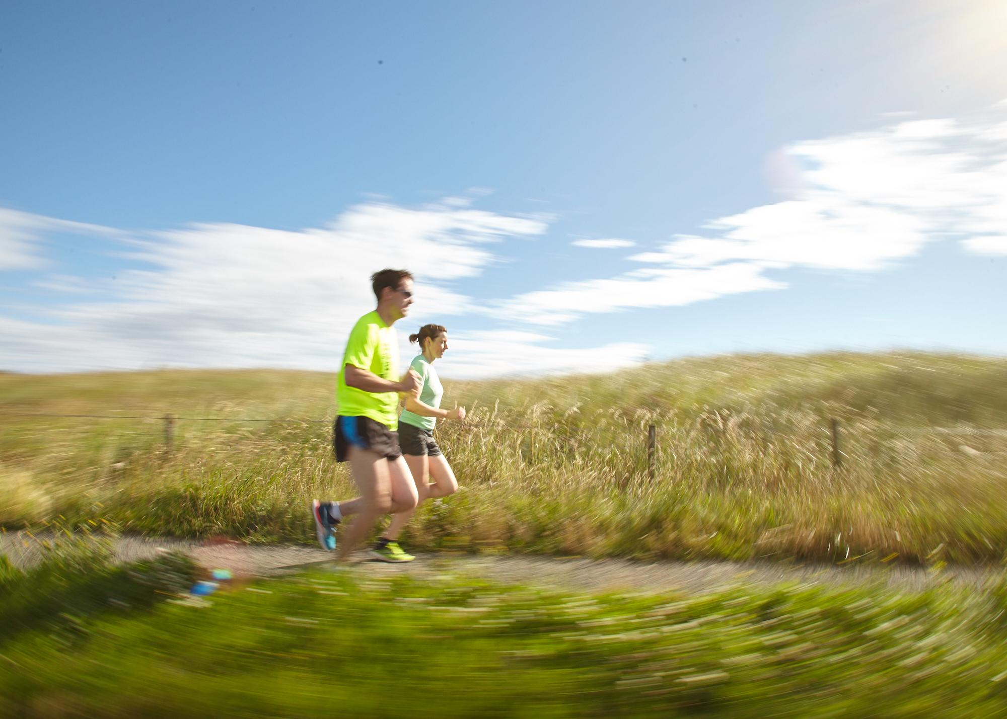 Simply run!