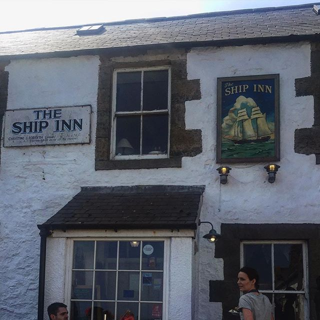 The Old Ship Inn, Low Newton. Nuff said 🍺#thebayistheway