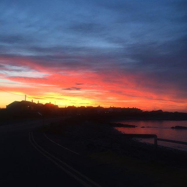 Sunset season is upon us #thebayistheway
