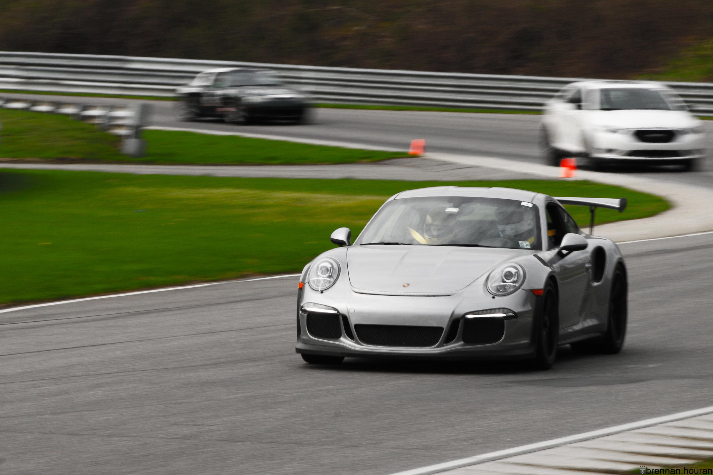 Porsche 991.1 GT3 RS