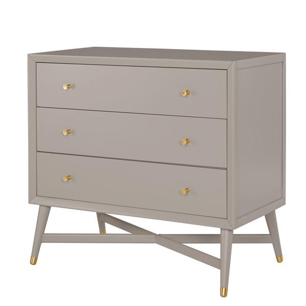 Dwell Studio - Mid Century 3 Drawer Dresser