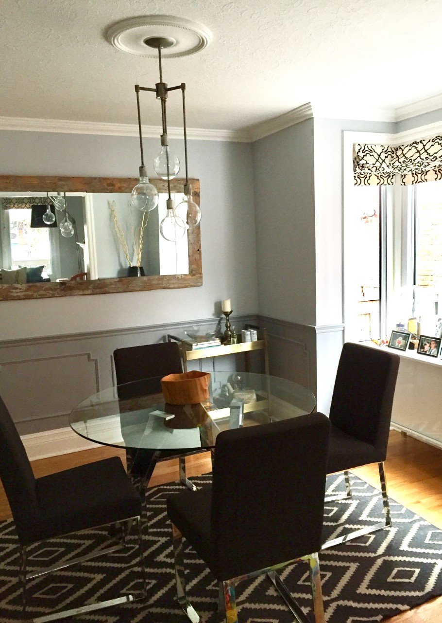Dining Room Before Refresh