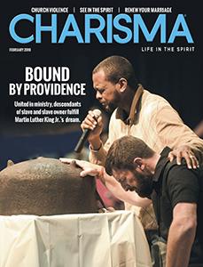 Charisma Magazine , February 2018