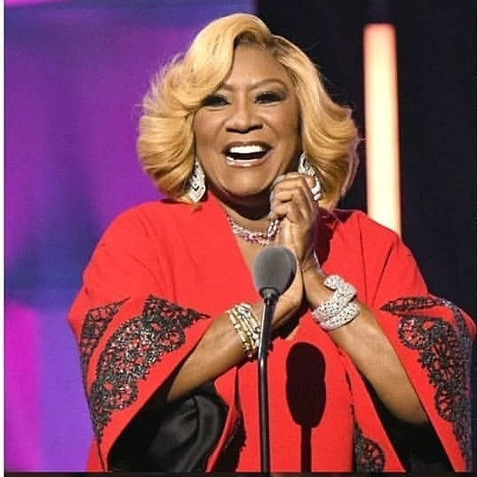 WHEN YOU'VE BEEN BLESSED - The Grand Dame turns 75 years young today! Infinite Bornday blessings upon me Philly Queen and wishes for many more! Show some 💖 family. She's a treasure among us and she's ours! Ase` #pattilabelle #phillysoul #phillysfinest #livinglegend #birthdaygirl #treasure #blackexcellence #granddame #cook #mother #aunty #diva #pattipatti #iamrobertgee
