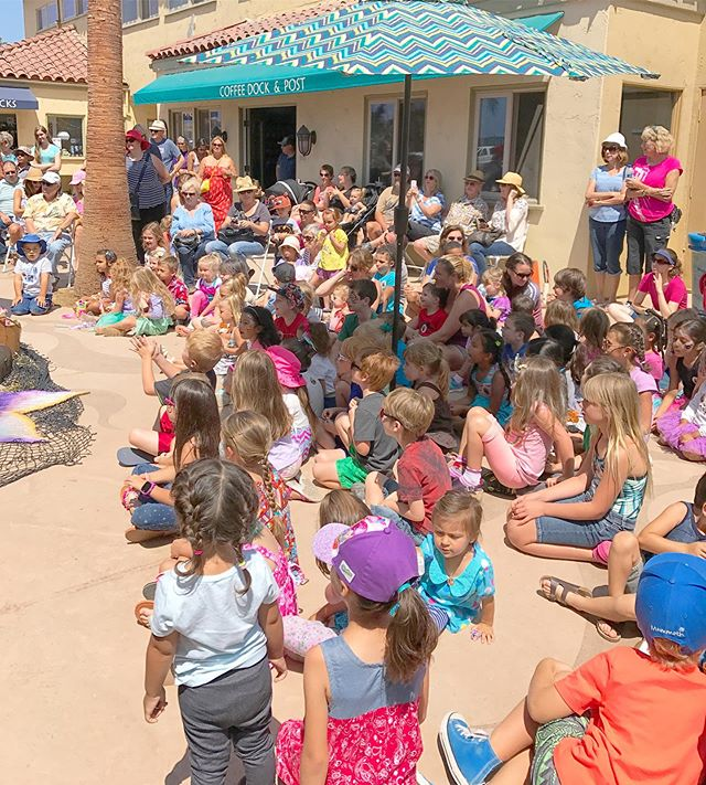🐬 Seaside Kids Club at Ventura Harbor returns for ocean themed adventures and crafts! 🐳 Thursday's at 11:00am 🦈 $15 for 5 sessions or $5 drop-in per child 🐋 in the past we have enjoyed both the invited guests and the crafts