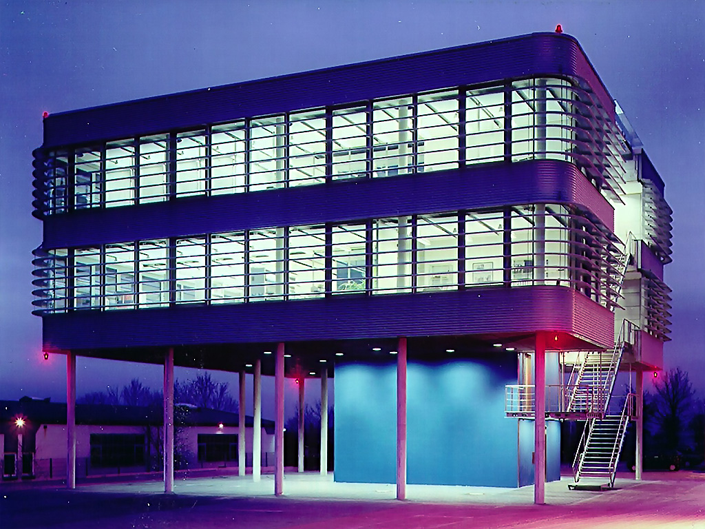Mabeg Office-Box<strong>Soest | Realisierung 1998</strong>