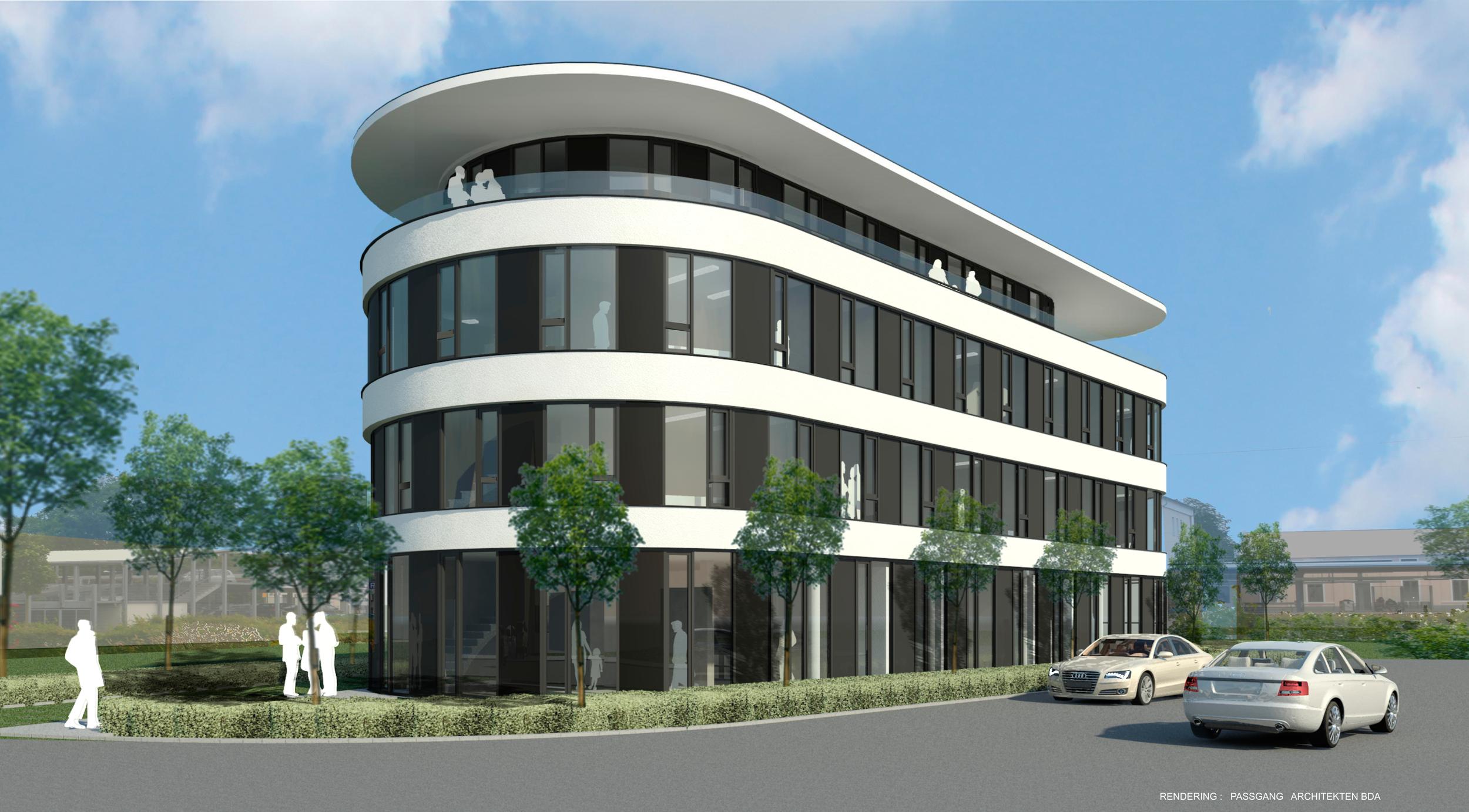 Bürogebäude Soest<strong>Soest | Realisierung 2016</strong>