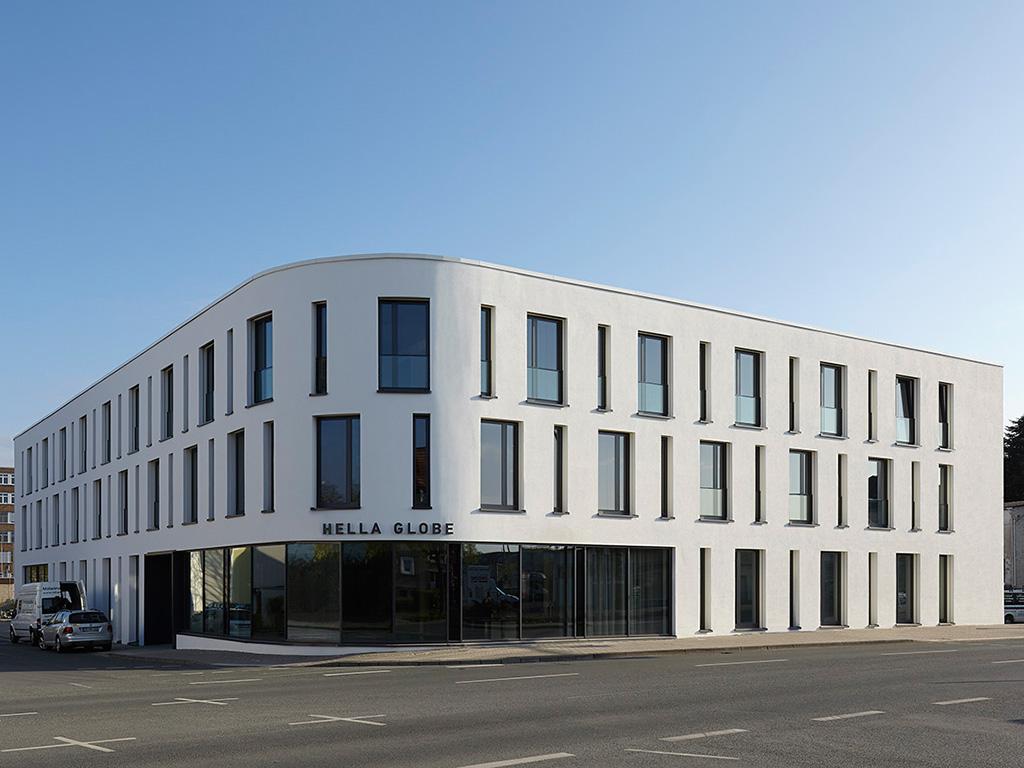 Hella Globe<strong>Lippstadt | Realisierung 2014</strong>